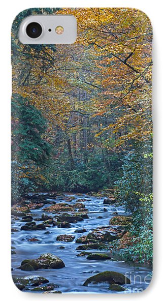 Autumn In The Great Smoky Mountains Vi IPhone Case