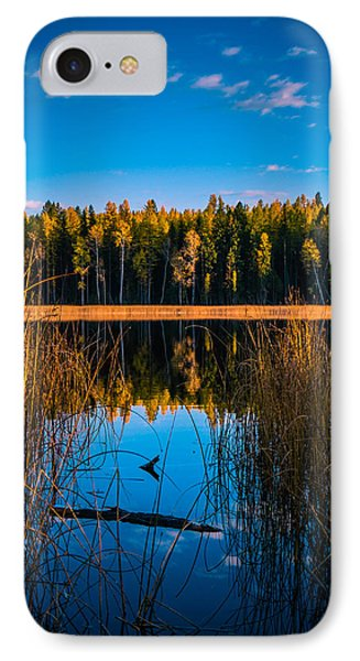 IPhone Case featuring the photograph Autumn In The Kootenays by Rob Tullis