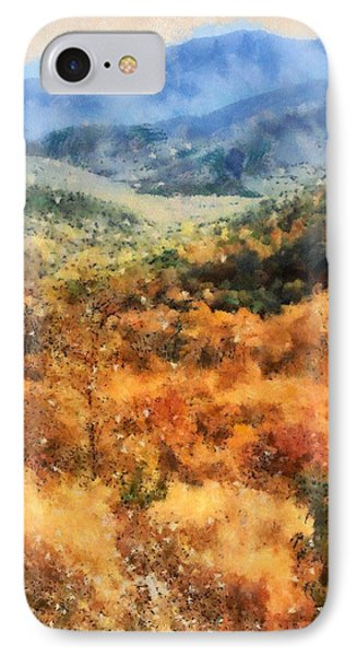 Autumn In The Shenandoah Valley IPhone Case