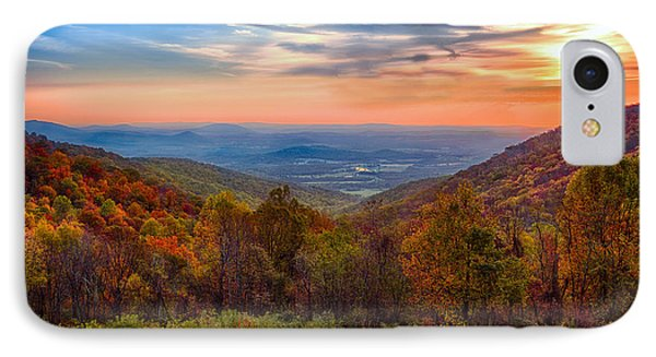 Autumn In Virginia IPhone Case