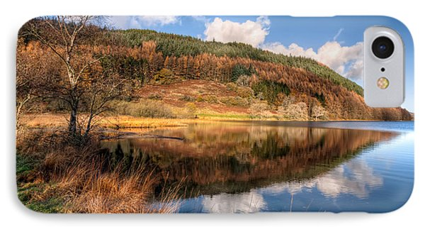 Autumn In Wales Phone Case by Adrian Evans