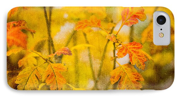 Autumn In Yellow Phone Case by Alexander Senin