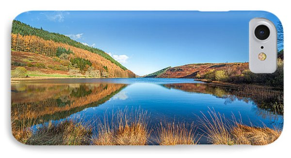 Autumn Lake IPhone Case by Adrian Evans