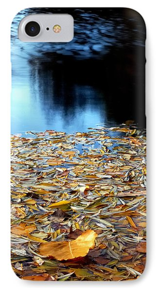 Autumn Lake Phone Case by Steven Milner