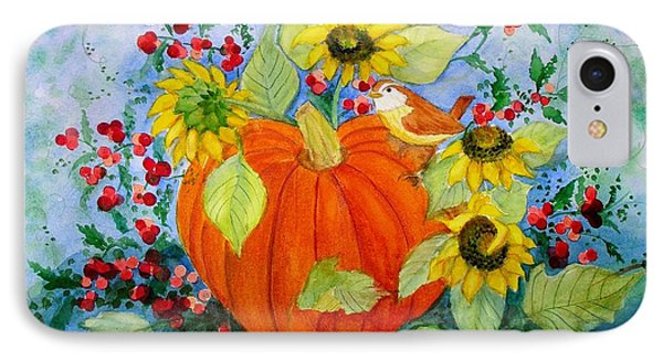Autumn Phone Case by Laura Nance