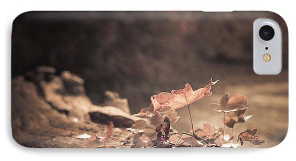 Autumn Leaves Phone Case by Amanda Elwell