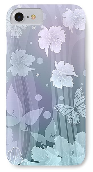 Autumn Leaves IIi Phone Case by Gayle Odsather