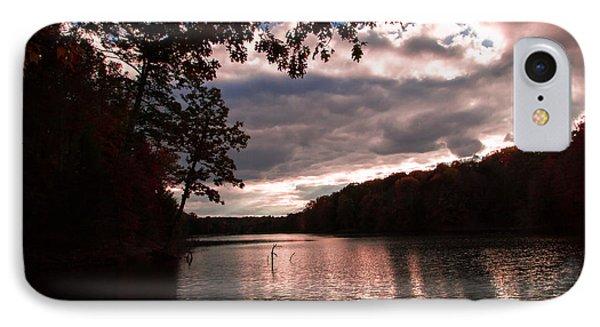 Autumn Light IPhone Case by Haren Images- Kriss Haren