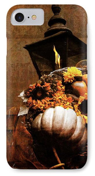 Autumn Light Post Phone Case by Dan Sproul