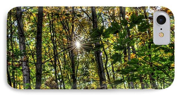 Autumn Lights  Phone Case by Rich Fletcher
