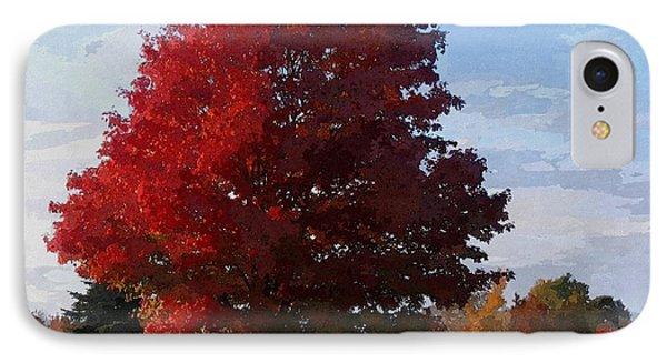 Autumn IPhone Case by Maciek Froncisz