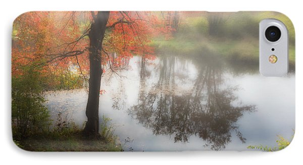 Autumn Maple Tree IPhone Case