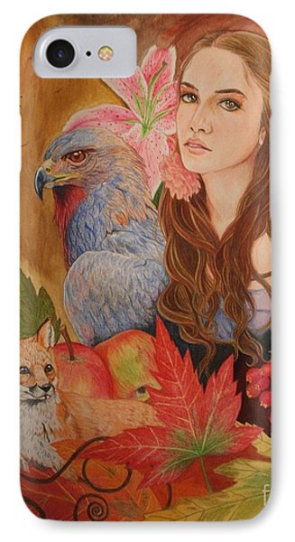 Autumn IPhone Case by Maricay Smeenk
