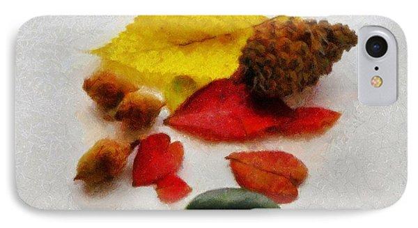 Autumn Medley Phone Case by Jeff Kolker