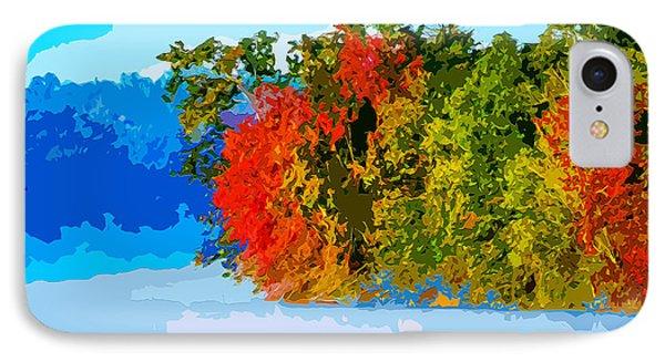 Autumn Mist 3 IPhone Case