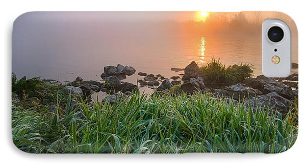 Autumn Morning II Phone Case by Davorin Mance