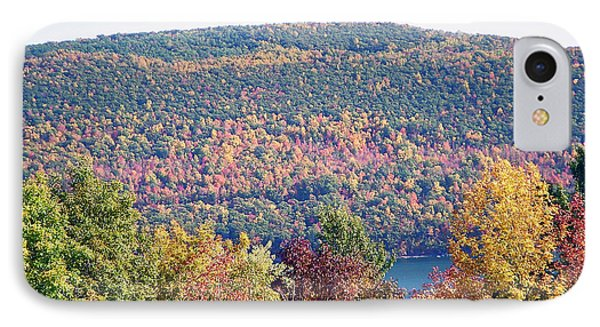 Autumn Mountain IPhone Case by Aimee L Maher Photography and Art Visit ALMGallerydotcom
