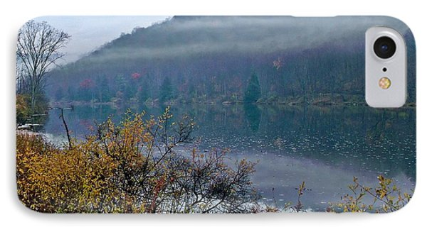 IPhone Case featuring the photograph Autumn Myst by Christian Mattison