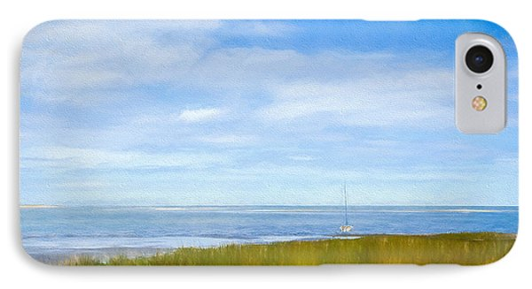 Autumn On Cape Cod Bay IPhone Case by Michael Petrizzo