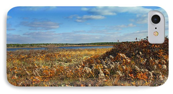 IPhone Case featuring the photograph Autumn On The New England Coast by Brooke T Ryan
