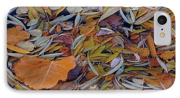 Autumn Palette Phone Case by Steven Milner