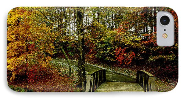 IPhone Case featuring the photograph Autumn Peace by James C Thomas