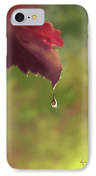 Autumn Rain Phone Case by Kume Bryant