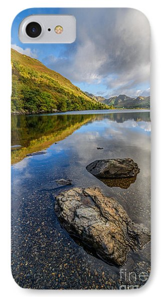 Autumn Reflection Phone Case by Adrian Evans
