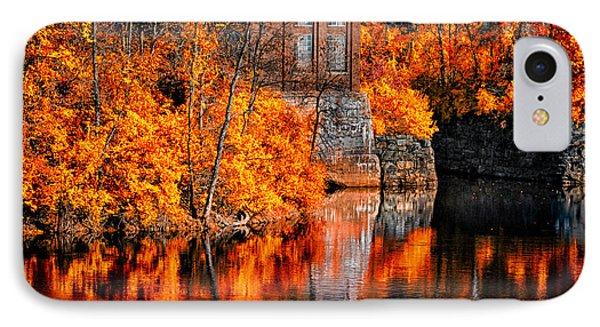 Autumn Reflections  Phone Case by Bob Orsillo
