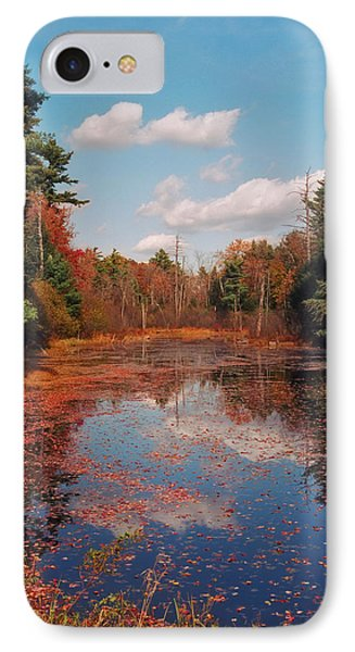Autumn Reflections Phone Case by Joann Vitali