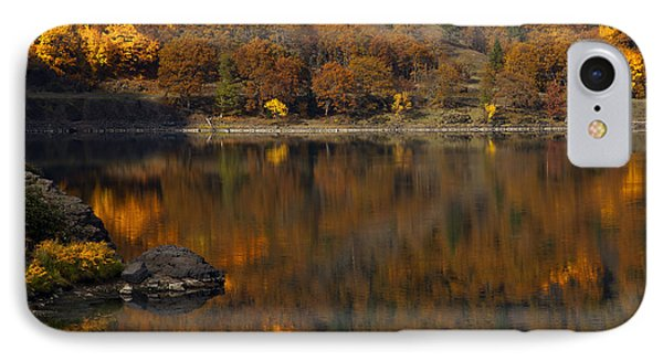 Autumn Reflections Phone Case by Mike  Dawson