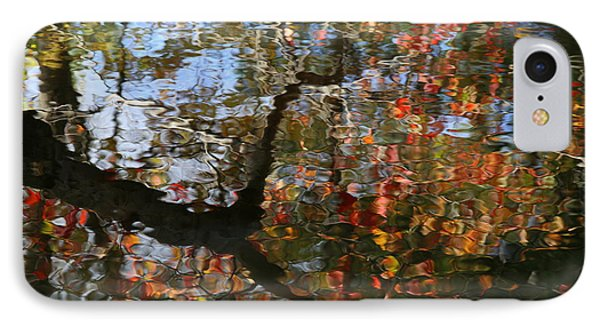 Autumn Reflections  Phone Case by Neal Eslinger