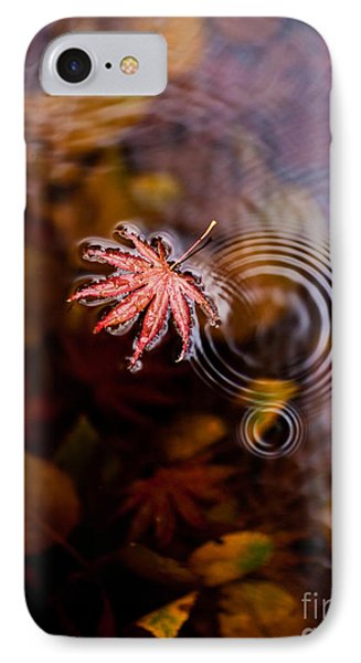 Autumn Ripples Phone Case by Mike Reid