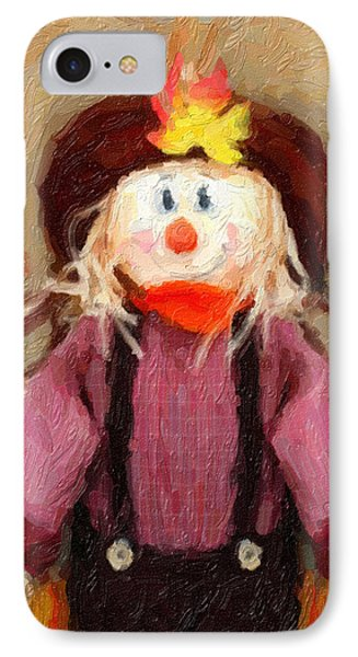 Autumn Scarecrow IPhone Case by Gravityx9   Designs