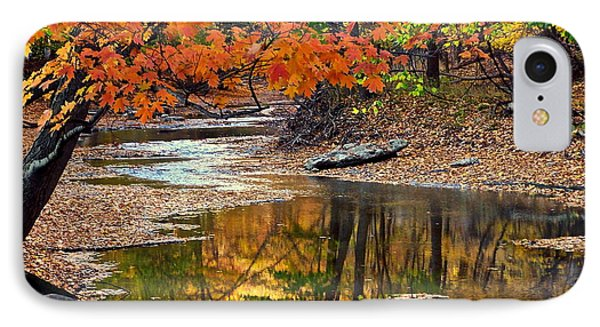 Autumn Serenity Phone Case by Frozen in Time Fine Art Photography