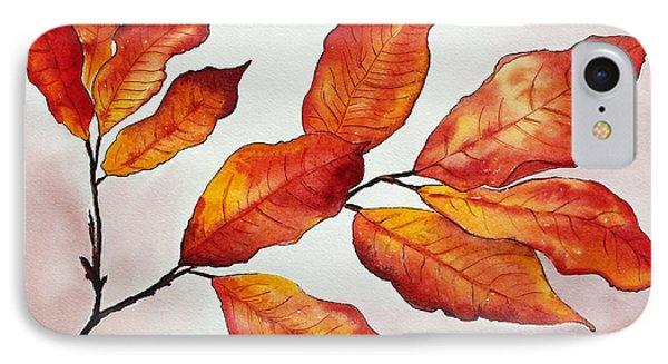 Autumn Phone Case by Shannan Peters
