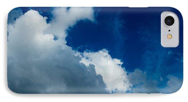 Autumn Skies Phone Case by Alexander Senin