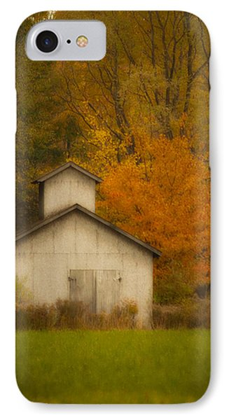 Autumn Solace IPhone Case by Cindy Haggerty