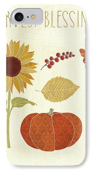 Autumn Song Vi IPhone Case by Veronique Charron