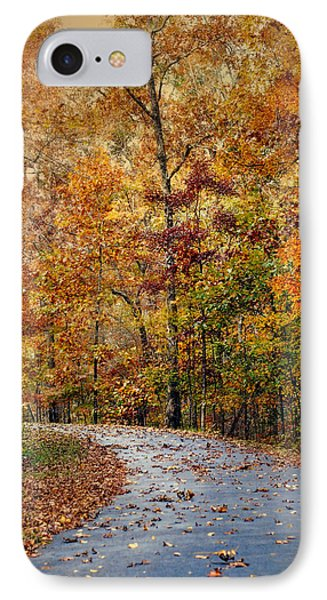 Autumn Splash - Fall Landscape IPhone Case