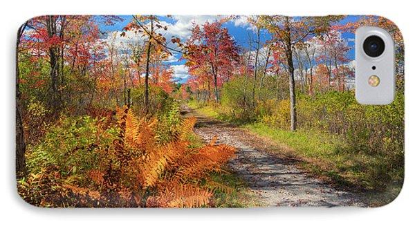 Autumn Splendor Phone Case by Bill Wakeley
