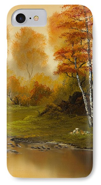 Autumn Splendor IPhone Case by C Steele