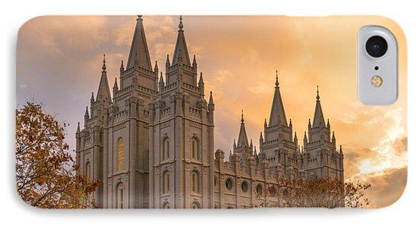 Autumn Splendor IPhone Case by Dustin  LeFevre