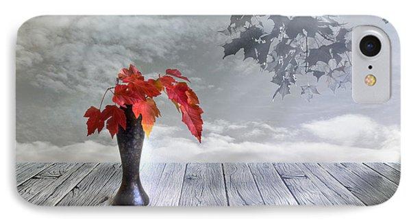 Autumn Still Life IPhone Case by Veikko Suikkanen