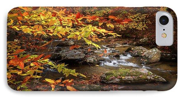 Autumn Stream Phone Case by Bill Wakeley