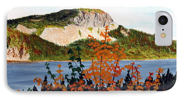 Autumn Sunset On The Hills Phone Case by Barbara Griffin