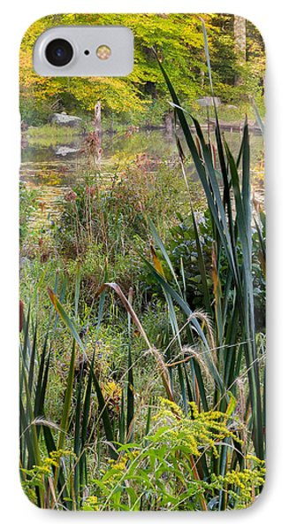 Autumn Swamp Phone Case by Bill Wakeley