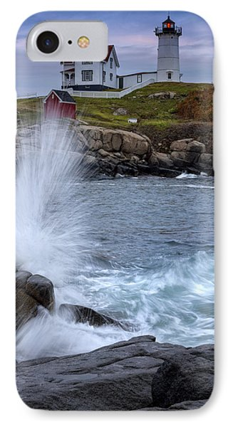 Autumn Tide IPhone Case by Rick Berk