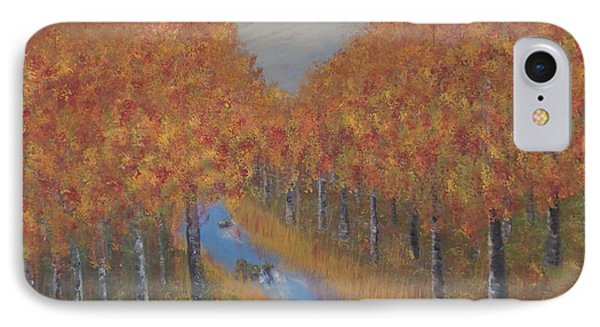 Autumn IPhone Case by Tim Townsend