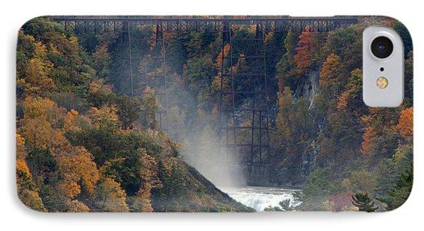 Autumn Trestle IPhone Case